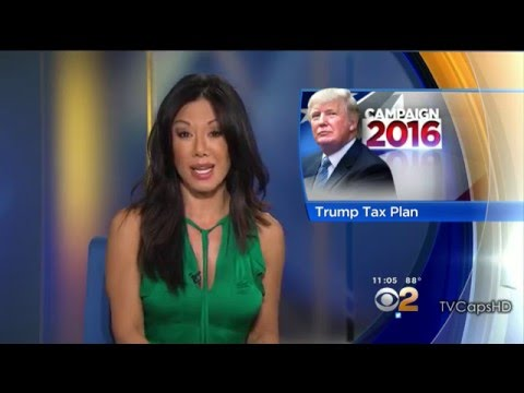 Sharon Tay 2015/09/28 CBS2 Los Angeles HD