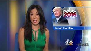 Sharon Tay 2015/09/28 CBS2 Los Angeles HD