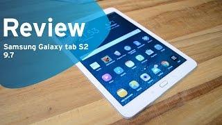 Samsung Galaxy Tab S2 9.7 review (Dutch, BE)