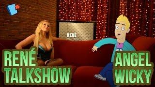 Rene Talkshow - 23 - Angel Wicky