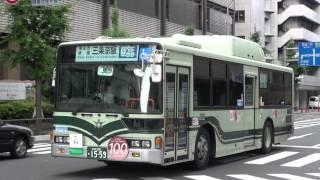 京都市バス/1559号車 三菱ふそうエアロスターCNGノンステップ 2012/07/08
