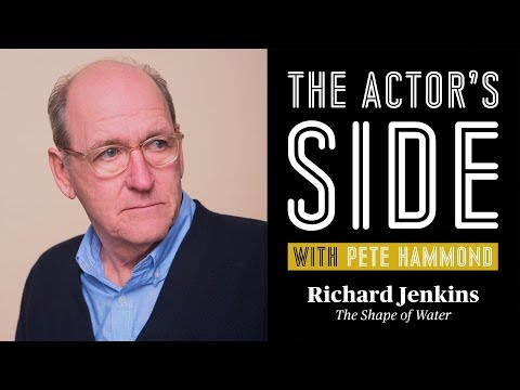 Richard Jenkins  The Actor's Side with Pete Hammond