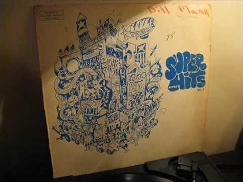 (((MONO))) SUPERstars - superHITS No. 2 (3 of 4) - Columbia Record Club Compilation LP 1968