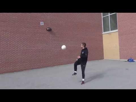 Alex Eby Inside/Outside Control Off Wall Both Feet Skill