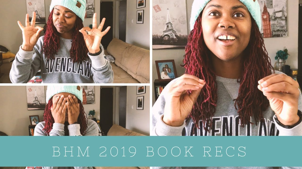 19 romance authors to try | Black History Month 2019 book recommendations