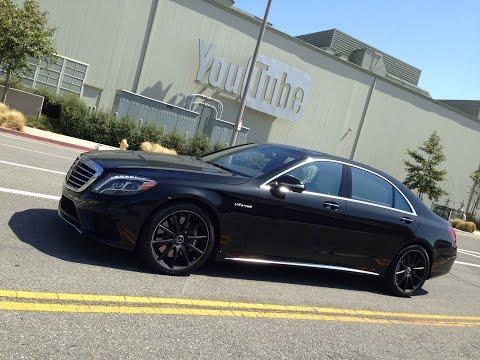 2014 Mercedes Benz S63 AMG-- First Drive & Shakedown in Malibu