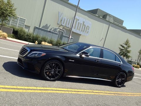 2014 mercedes benz s63 amg first drive shakedown in malibu - Mercedes Benz S63 Amg 2014