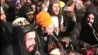 Fanna-Fi-Allah Qawwal at Baba Farid