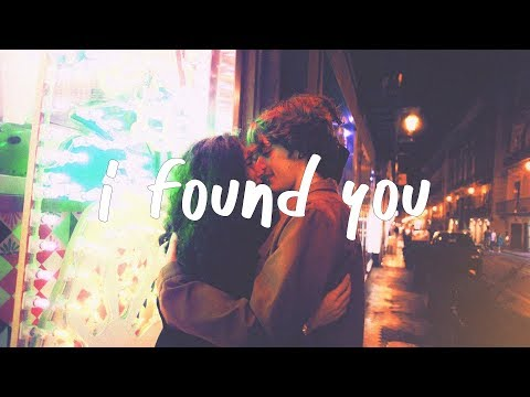 Kayden - I Found You (Lyric Video)