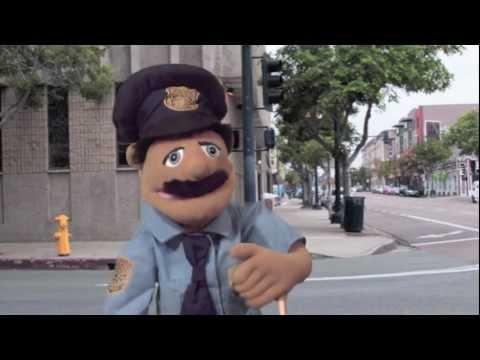Officer Carmichael's Cop Logic - Second Prize