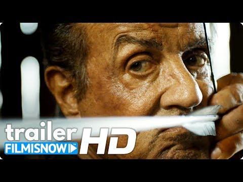 RAMBO: LAST BLOOD (2019) | Sylvester Stallone nel Trailer ITA del film action
