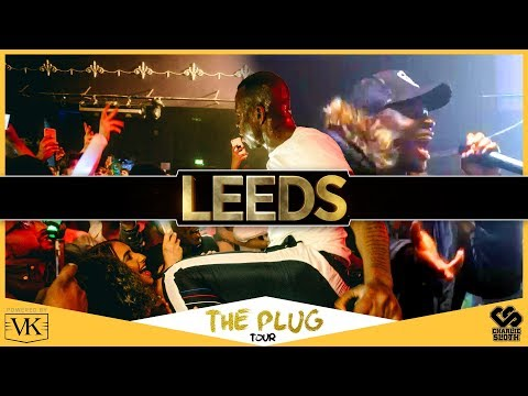 Fekky, Roadman Shaq, K Koke, Big Tobz, Abra Cadabra Live in Leeds for The Plug Album UK Tour