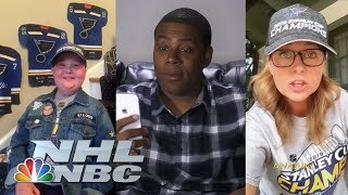 NHL Awards: Kenan Thompson, John Krasinski, Jenna Fischer, Laila Anderson open the show | NBC Sports
