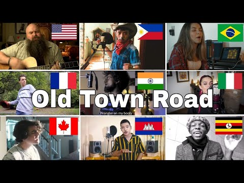 Who Sang It Better : Lil Nas X - Old Town Road (us,canada,brazil,cambodia)
