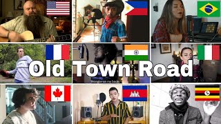 Download Who Sang It Better : Lil Nas X - Old Town Road (us,canada,brazil,cambodia) Mp3 and Videos