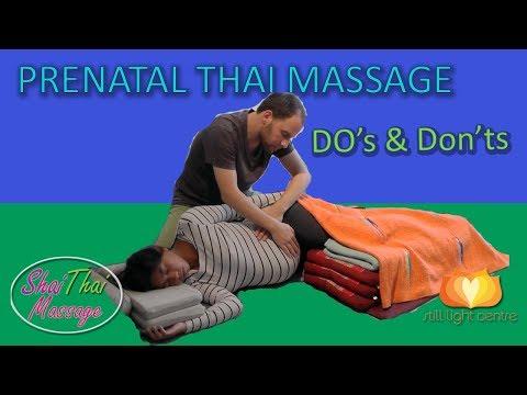 Prenatal Thai Massage Do's and Don'ts