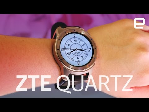 ZTE Quartz Review | An affordable Android Wear 2.0 smartwatch