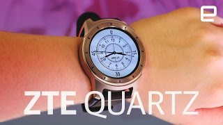 zTE Quartz Review  An affordable Android Wear 2.0 smartwatch