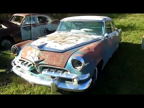 Saved From the Crusher: 1955 Dodge Royal Lancer!