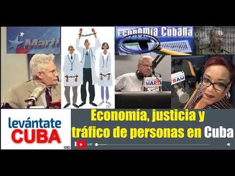 Economía, justicia y tráfico de personas en Cuba