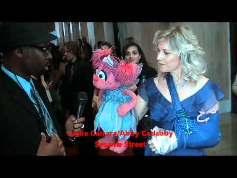 Daytime Emmy 2012 Coverage: Leslie Carrara aka Abby Cadabby