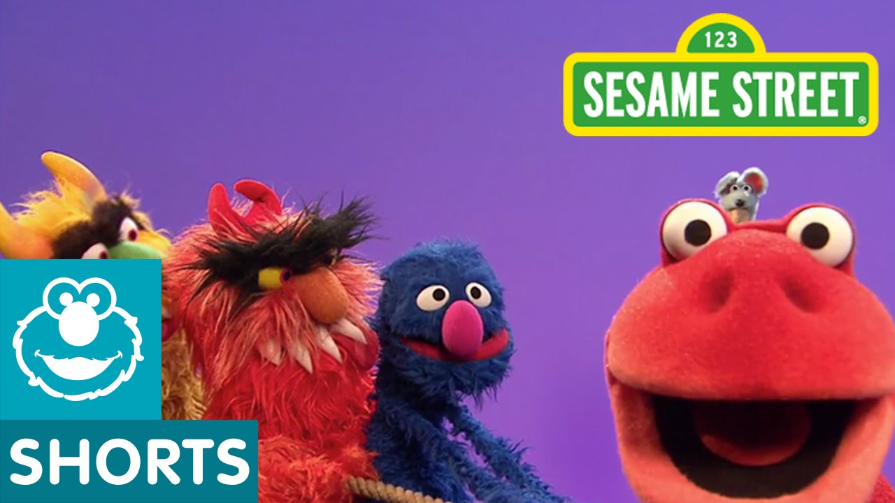 Sesame Street: Grover Shows Force - YouTube