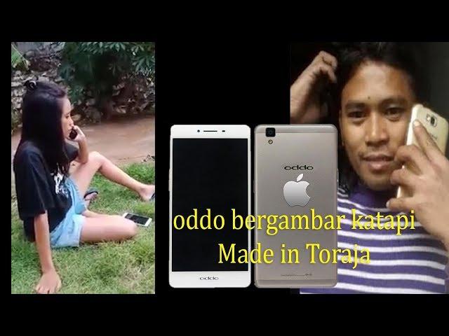 HP oddo gambar katapi made in Toraja Lucu ngakak