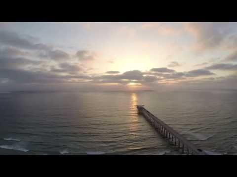 Scripps Institution of Oceanography Quadcopter San Diego