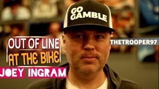 Joey Ingram Talks To TheTrooper97 About Vlogging, Haters & Changing The Game ♠ Live At The Bike!