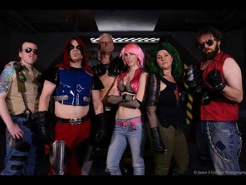 COLD SLITHER - Gi Joe vs Dreadnoks cosplay music video fan film