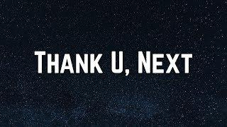 Baixar Ariana Grande - Thank U, Next (Clean Lyrics)