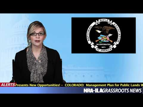 NRA-ILA Grassroots News Minute 03-2-2012