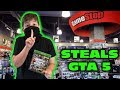 Kid Temper Tantrum Returns To Gamestop T