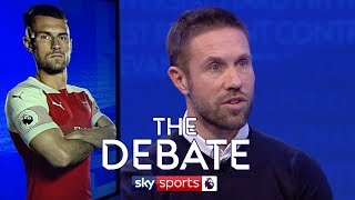 What mistakes have Arsenal made in managing Aaron Ramsey? | Mills & Upson | The Debate