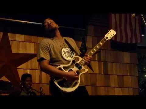 Jarekus Singleton - Hero - 8/19/16 Smokehouse Live - Leesburg, VA