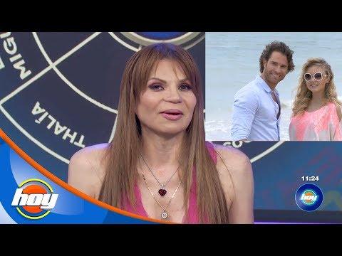 ¡Sebastián Rulli y Angelique se casarán este año!: Mhoni Vidente   Hoy