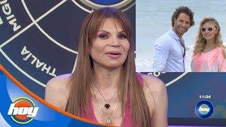 ¡Sebastián Rulli y Angelique se casarán este año!: Mhoni Vidente | Hoy