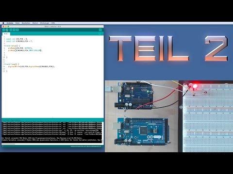 Einführung in die Arduinoprogrammierung - Teil 2
