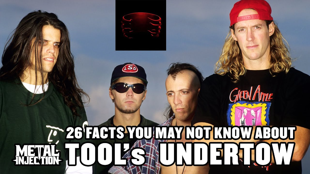Wow: Every TOOL Album Has Already Cracked The iTunes Top 10