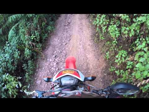 HONDA CRF250L thailand 3 อ.อมก๋อย จเชียงใหม่ ทะลุป่าออก อ.สบเมย จ.แม่ฮ่องสอน