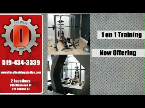 Diesel Training Studio