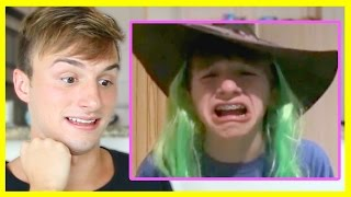 REACTING TO FIRST FRED VIDEO EVER!