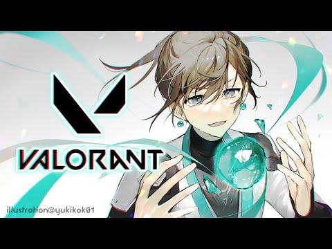 VALORANT | JUPITER INVITATIONAL #1 出ます!! 【にじさんじ/叶】