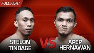 [HD] Stelon Tindage vs Apep Hernawan  || One Pride FN #30