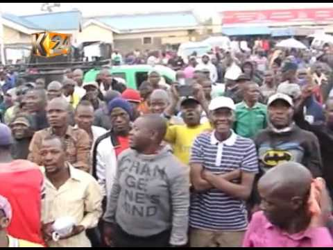 1 person dies after supporters of Governor Lusaka, Wangamati clash