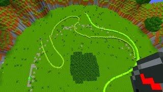 Minecraft Snake Battle (TRON)