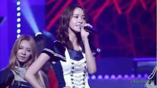 [Fancam] 120901 SNSD Yoona - The Boys