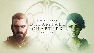 Dreamfall Chapters Book Three Zoë trailer