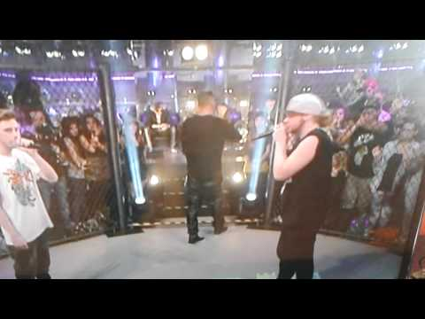 MTV SPIT 2013 FINALE SHADE vs NITRO