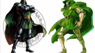 Marvel vs Capcom 3 Mash-up: Dr. Doom